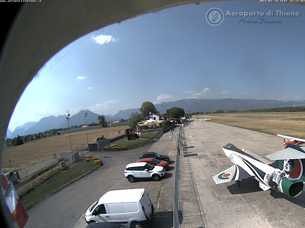 Webcam Aeroporto Thiene VI